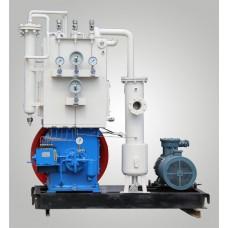 Acetylene Piston Compressor